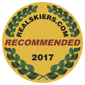 2017 REALSKIERS RECOMMENDED