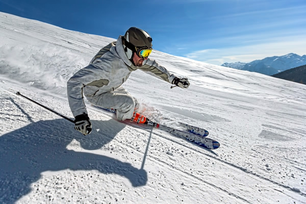 Hirscher carving