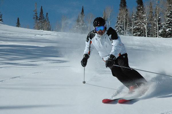 what matters average skier