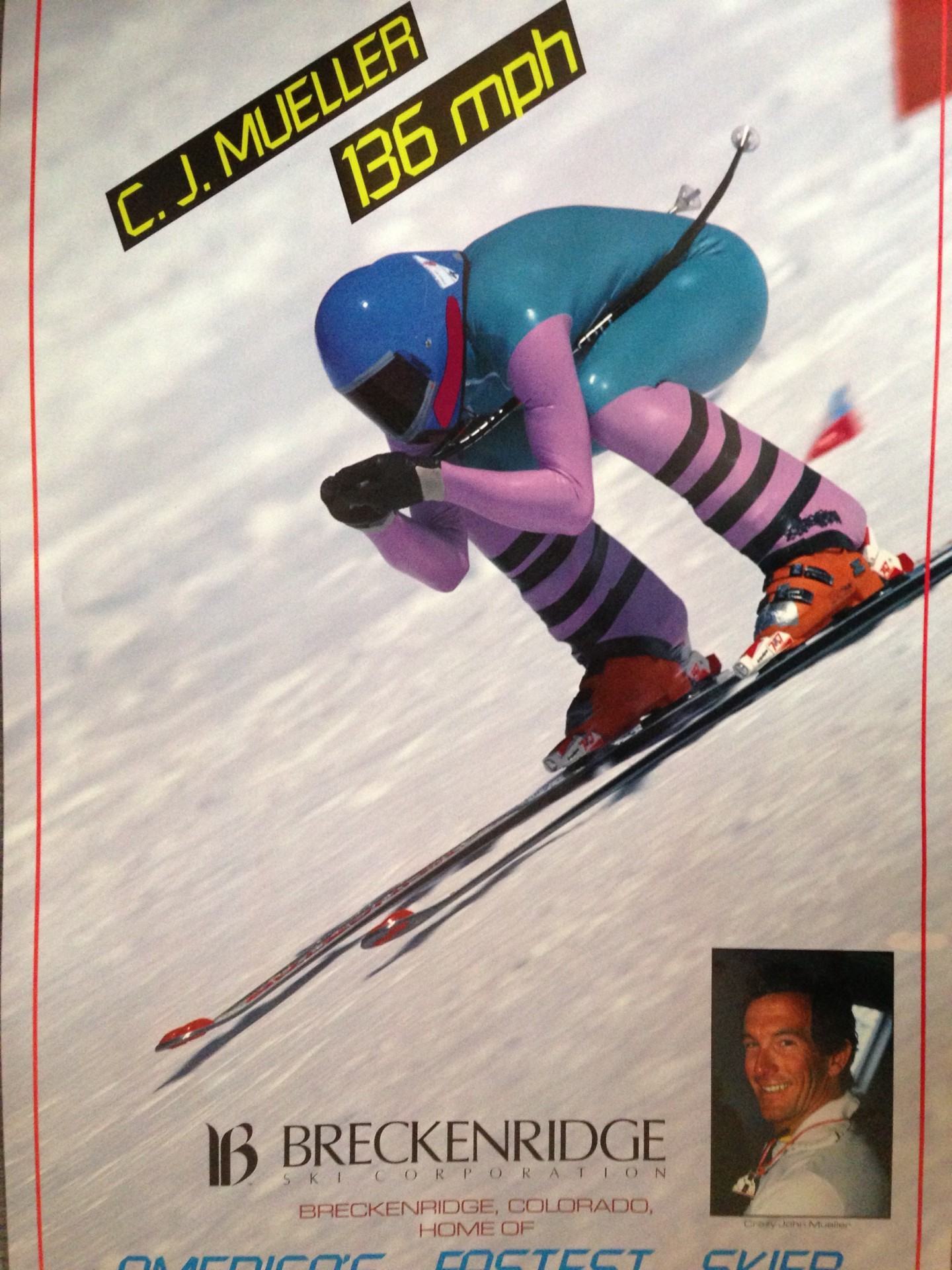 Deceptively Fast - Realskiers