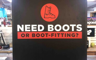 The Brave New World of Bootfitting