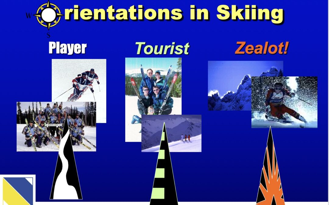 The Making of a Skier, Chapter XI: Desperate Measures
